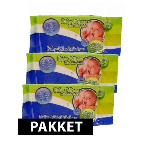 Voordeelpak vochtige handdoekjes 1200 stuks