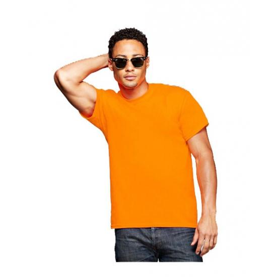 Voordelige oranje t shirts