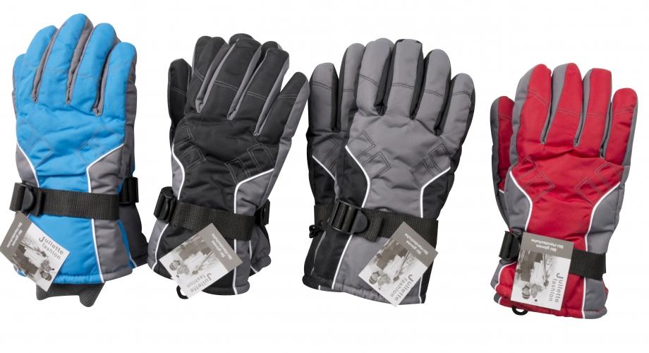 Warme winter handschoenen voor heren