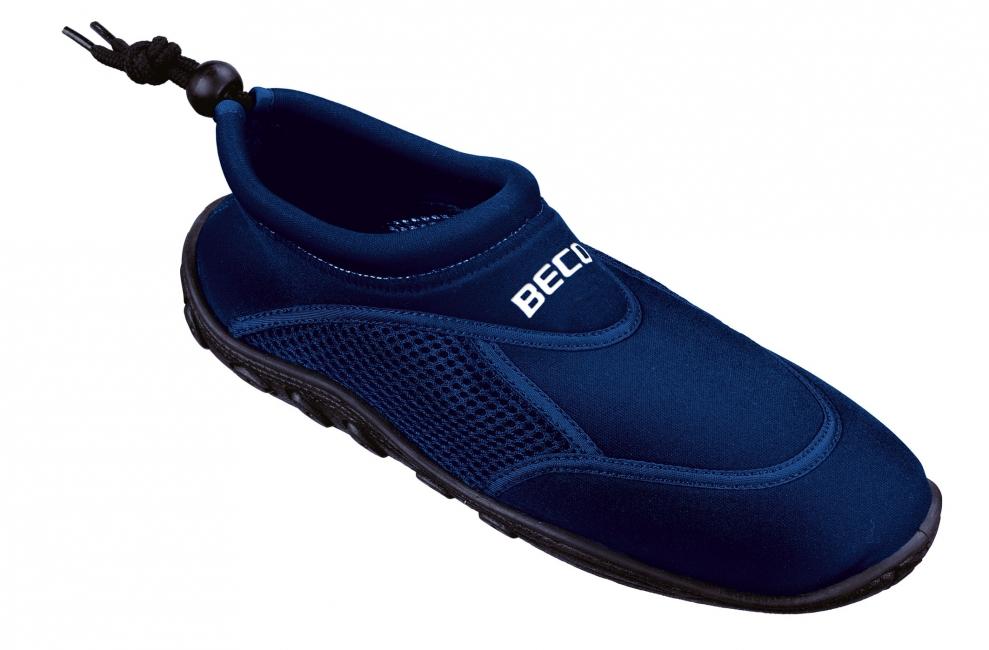 Waterschoenen voor dames donkerblauw