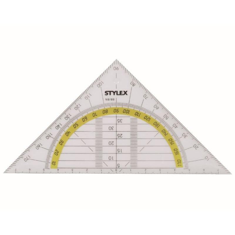 Wiskunde driehoek