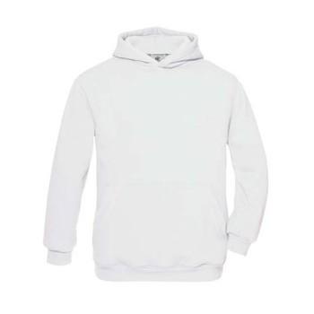 Wit gekleurde trui voor kinderen