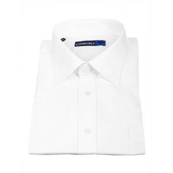 Overhemd witte maatpak