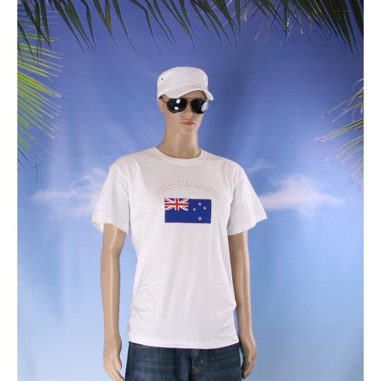 Nieuw zeeland t shirt