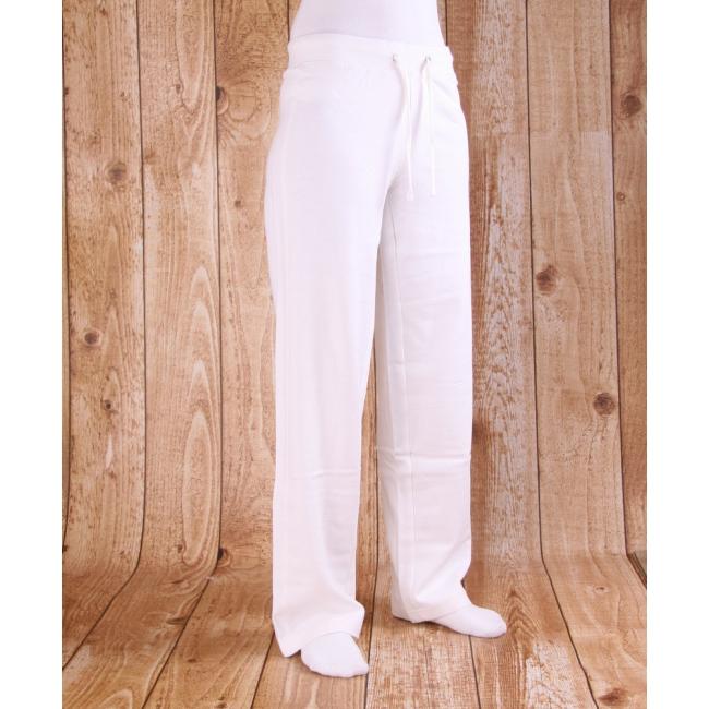 Witte sportbroek voor dames