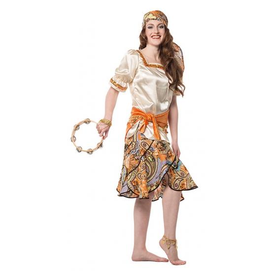 Zigeunerin verkleed kleding