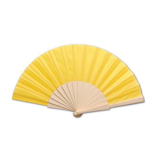 Zomerse waaier geel