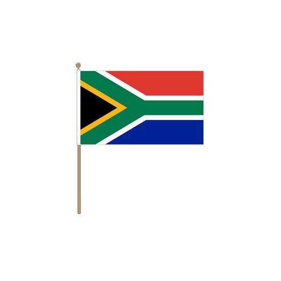 Zuid Afrika zwaaivlaggetje