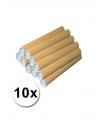 10 kartonnen hobby koker 53 cm