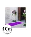 10 meter paarse loper 1 meter breed