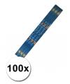 100 lange sterretjes 70 cm