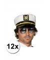 12 kapiteins petten voor volwassenen