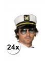 24 kapiteins petten voor volwassenen