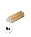 5 kartonnen hobby koker 53 cm