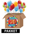 70 jaar versiering voordeel pakket