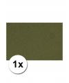 A4 hobby karton donkergroen