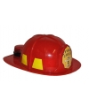Adult size brandweerhelm