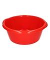 Afwasteil rood 10 l