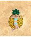 Ananas strandlaken 150 cm