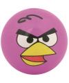 Angry birds stuiterbal paars