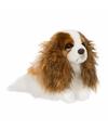 Anna club pluche king charles spaniel hond knuffel 26 cm