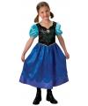 Anna frozen kostuum voor kinderen