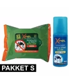 Anti insecten pakket small