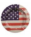 Asbak amerika stars and stripes