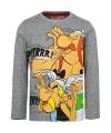 Asterix en obelix t shirt grijs