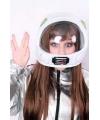 Astronauten helm voor volwassenen