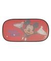 Auto zonnescherm mickey mouse rood