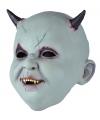 Baby duivel masker voor volwassenen