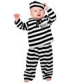 Baby en peuter boeven kostuum