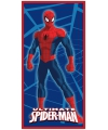 Badlaken spiderman 70 x 140 cm