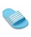 Badslippers blauw voor kinderen