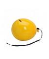Ballon spaarpot geel