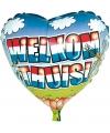 Ballon welkom thuis