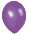 Ballonnen paars 50 stuks