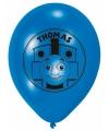 Ballonnen thomas de trein