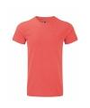 Basic heren t shirt rood
