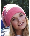 Basic winter muts roze
