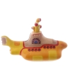 Beatles fan spaarpot yellow submarine 23 cm