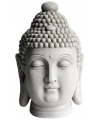 Beeld boeddha hoofd 41 cm