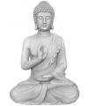 Beeld geruststellende boeddha 40 cm
