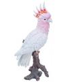 Beeld roze kaketoe 40 cm