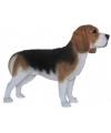 Beeld staande beagle hond 55 cm