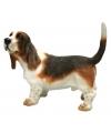 Beeldje basset hond 11 cm