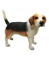 Beeldje beagle 11 cm