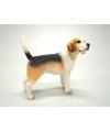 Beeldje beagle 12 cm