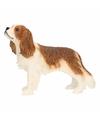 Beeldje cavalier king charles 14 cm
